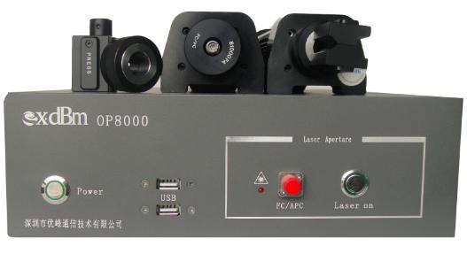 Opeaktech OP8000 集成测试系统
