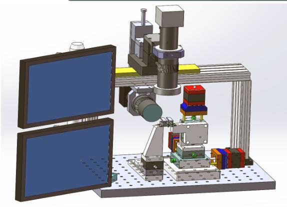 WDM自动调节系统