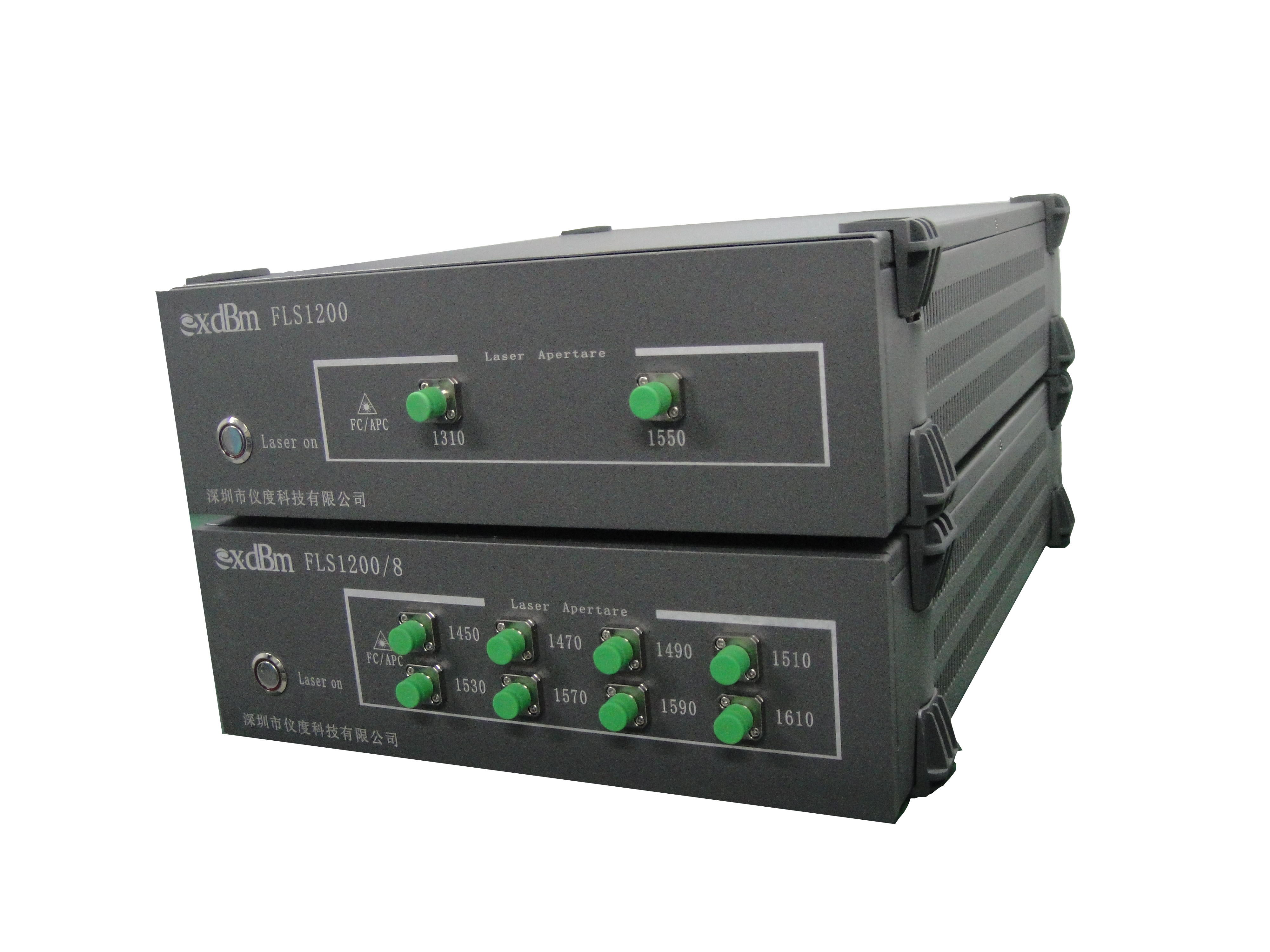 Opeaktech FLS1200 双通道/四通道DFB光源